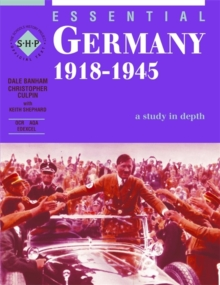 Essential Germany 1918-45 : Sudents Book, Paperback Book
