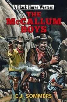 The Mccallum Boys, Hardback Book