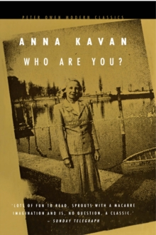 Who are You?, Paperback Book