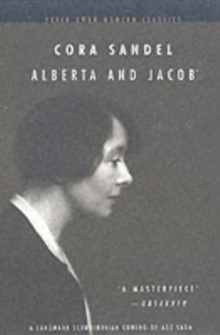 Alberta and Jacob, Paperback Book