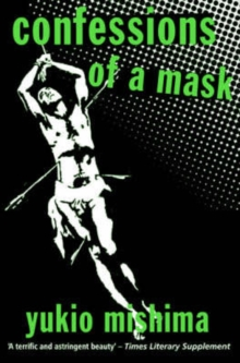 Confessions of a Mask, Paperback Book