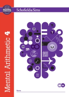 Mental Arithmetic 4, Paperback Book