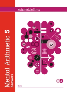Mental Arithmetic 5 Answers, Paperback Book