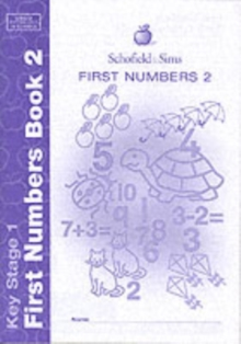 First Numbers Book 2, Paperback Book