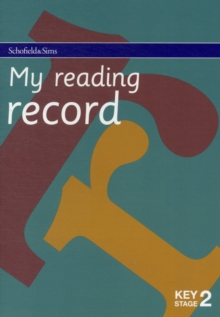 My Reading Record for Key Stage 2, Paperback Book