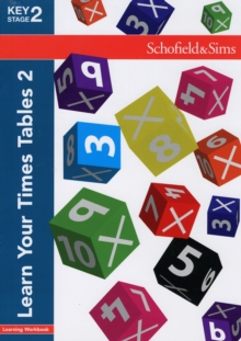 Learn Your Times Tables : Part 2, Paperback Book