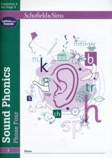 Sound Phonics Phase Four: EYFS/KS1, Ages 4-6, Paperback / softback Book