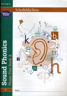 Sound Phonics Phase Five Book 2: KS1, Ages 5-7, Paperback Book