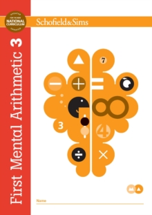 First Mental Arithmetic Book 3, Paperback Book