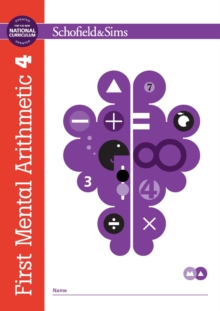 First Mental Arithmetic Book 4, Paperback Book