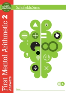 First Mental Arithmetic Answer Book 2, Paperback / softback Book