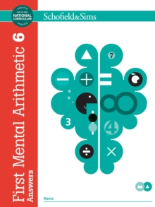 First Mental Arithmetic Answer Book 6, Paperback / softback Book