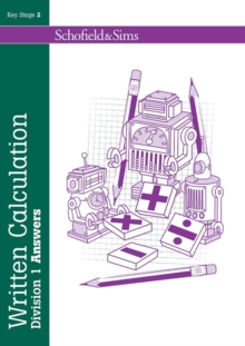 Written Calculation: Division 1 Answers, Paperback / softback Book