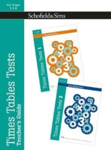 Times Tables Tests Teacher's Guide, Paperback Book