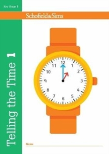 Telling the Time Book 1 (KS1 Maths, Ages 5-6), Paperback / softback Book