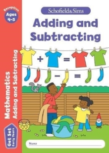 Get Set Mathematics: Adding and Subtracting, Early Years Foundation Stage, Ages 4-5, Paperback Book