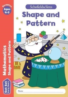 Get Set Mathematics: Shape and Pattern, Early Years Foundation Stage, Ages 4-5, Paperback / softback Book
