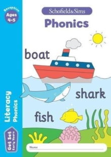 Get Set Literacy: Phonics, Early Years Foundation Stage, Ages 4-5, Paperback / softback Book