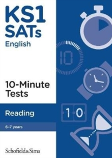 KS1 SATs Reading 10-Minute Tests, Paperback / softback Book