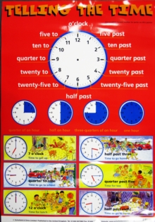 Telling the Time, Poster Book