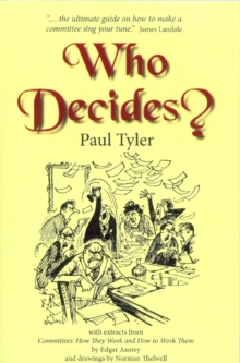 Who decides?, Paperback Book