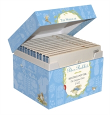 World of Peter Rabbit Giftbox (Tales 1-12),  Book