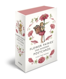 Flower Fairies One Hundred Postcards, Paperback Book
