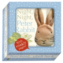 Night Night Peter Rabbit, Rag book Book