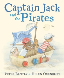 Captain Jack and the Pirates, Hardback Book