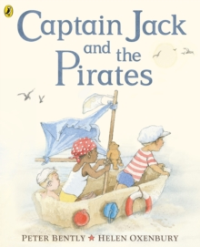 Captain Jack and the Pirates, Paperback Book