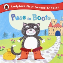 Puss in Boots: Ladybird First Favourite Tales, Hardback Book