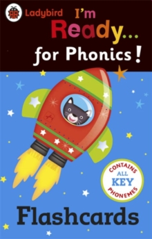 Ladybird I'm Ready for Phonics: Phoneme Flashcards, Cards Book