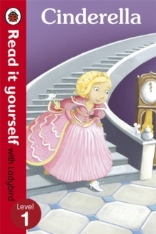 Cinderella - Read it yourself with Ladybird : Level 1, Paperback Book