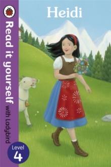 Heidi - Read it yourself with Ladybird : Level 4, Paperback / softback Book