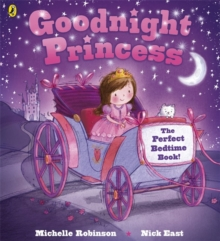 Goodnight Princess, Paperback Book