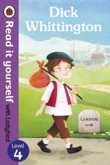 Dick Whittington - Read it yourself with Ladybird: Level 4, Paperback Book