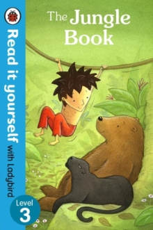 The Jungle Book - Read it Yourself with Ladybird : Level 3, Paperback Book