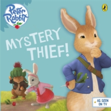 Peter Rabbit Animation: Mystery Thief!, Paperback Book