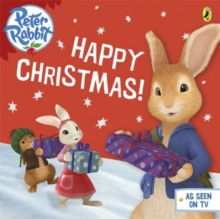 Peter Rabbit Animation: Happy Christmas!, Board book Book