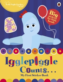 In the Night Garden: Igglepiggle Counts, Paperback / softback Book