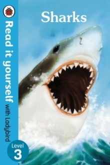 Sharks - Read it yourself with Ladybird: Level 3 (non-fiction), Paperback Book