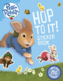 Peter Rabbit Animation: Hop to it! Sticker Book, Paperback Book
