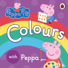 Peppa Pig: Colours, Board book Book