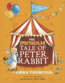The Spectacular Tale of Peter Rabbit, Mixed media product Book
