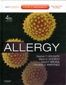 Allergy : Expert Consult Online and Print, Hardback Book