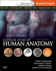 Mcminn and Abrahams' Clinical Atlas of Human Anatomy, Paperback Book
