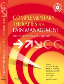 Complementary Therapies for Pain Management E-Book : An Evidence-Based Approach, PDF eBook