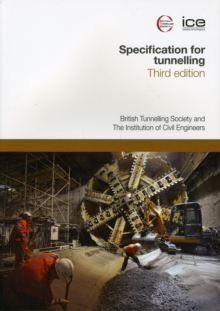 Specification for Tunnelling Third edition, Paperback Book