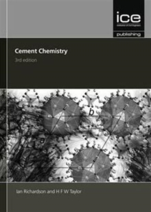 Cement Chemistry Third edition, Hardback Book