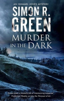 Murder in the Dark, Hardback Book